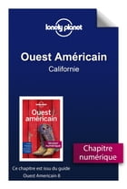 Ouest Américain - Californie by Lonely Planet