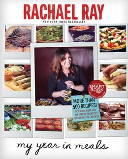 Book My Year in Meals by Rachael Ray