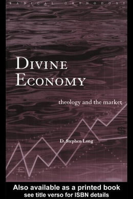 Book Divine Economy by Long, D. Stephen