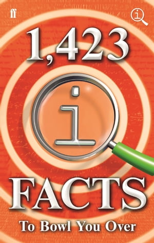 1, 423 QI Facts to Bowl You Over