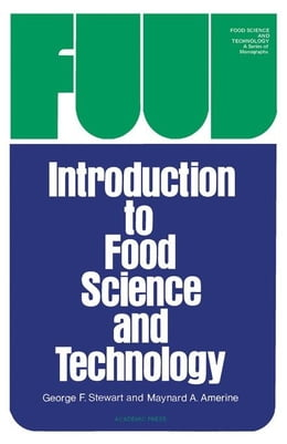 Book Introduction to Food Science and Technology by Stewart, George