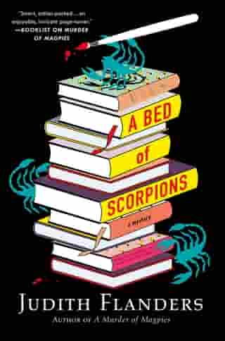 A Bed of Scorpions: A Mystery