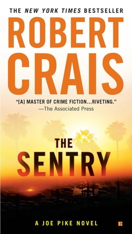 Book The Sentry by Robert Crais