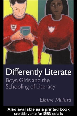 Book Differently Literate by Millard, Elaine