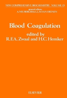 Book Blood Coagulation by Zwaal, R.F.A.