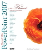 Microsoft Office PowerPoint 2007 On Demand by Perspection Inc.