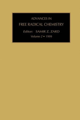 Book Advances in Free Radical Chemistry by Zard, S. Z.