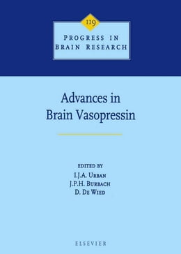 Book Advances in Brain Vasopressin by Urban, I.J.A.