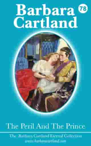 The Peril and The Prince by Barbara Cartland