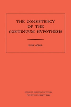 Consistency of the Continuum Hypothesis. (AM-3)