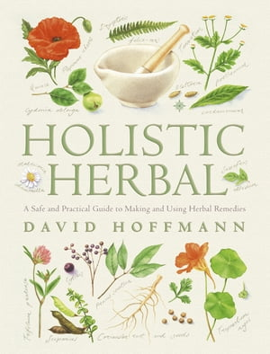 Holistic Herbal: A Safe and Practical Guide to Making and Using Herbal Remedies by David Hoffmann