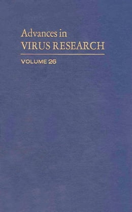 Book Advances in Virus Research by Lauffer, Max A.