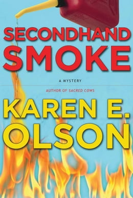 Book Secondhand Smoke by Karen E. Olson