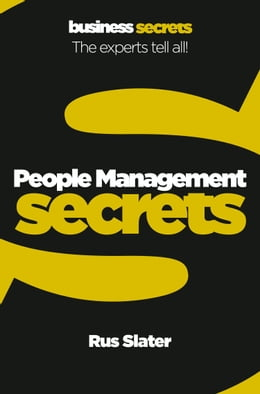 Book People Management (Collins Business Secrets) by Rus Slater