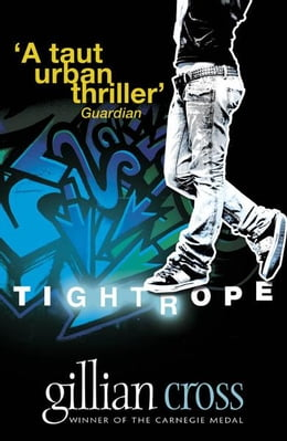 Book Tightrope by Gillian Cross
