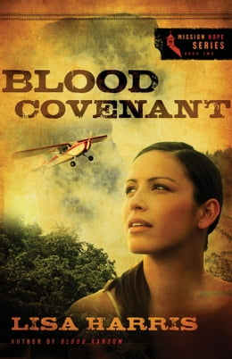 Book Blood Covenant by Lisa Harris