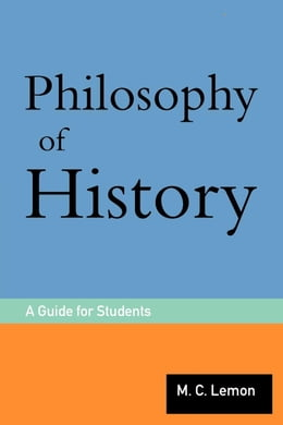 Book Philosophy of History by Lemon, M. C.