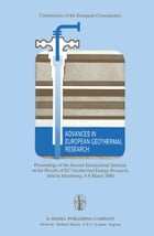 Advances in European Geothermal Research: Proceedings of the Second International Seminar on the Results of EC Geothermal Energy Research, hel by A.S. Strub