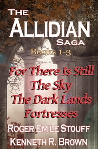 The Allidian Saga: The First Collection (Books 1-3)