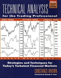 Book Technical Analysis for the Trading Professional by Constance Brown
