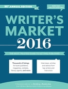 Writer's Market 2016 Cover Image