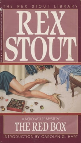 Book The Red Box by Rex Stout