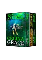 The Kate Redman Mysteries Volume 3 (Creed, Sanctuary, Siren): The Kate Redman Mysteries by Celina Grace