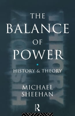 Book The Balance of Power by Sheehan, Michael