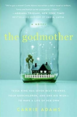 Book The Godmother by Carrie Adams