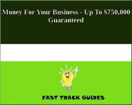 Book Money For Your Business - Up To $750,000 Guaranteed by Alexey