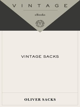 Book Vintage Sacks by Oliver Sacks