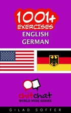 1001+ Exercises English - German by Gilad Soffer