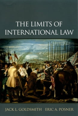 Book The Limits of International Law by Jack L. Goldsmith