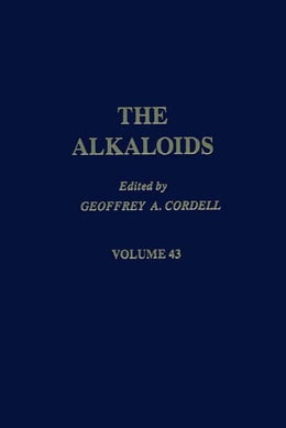 Book The Alkaloids: Chemistry and Pharmacology by Cordell, Geoffrey A