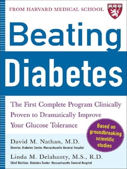 Book Beating Diabetes (A Harvard Medical School Book) by Nathan, David