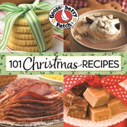Book 101 Christmas Recipes by Gooseberry Patch