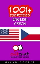 1001+ Exercises English - Czech by Gilad Soffer