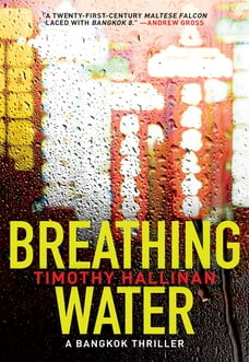 Breathing Water: A Poke Rafferty Thriller