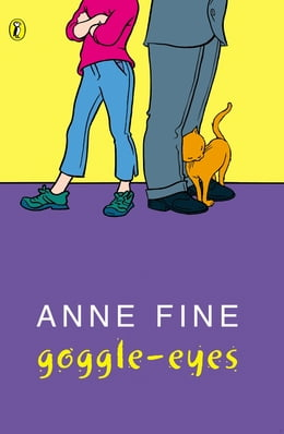 Book Goggle-eyes by Anne Fine