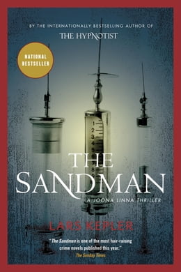Book The Sandman by Lars Kepler