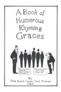 A Book of Humorous Rhyming Graces