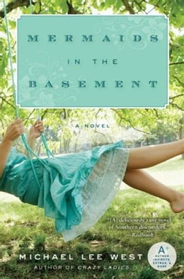 Book Mermaids in the Basement by Michael Lee West