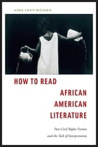 How to Read African American Literature Cover Image