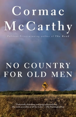 Book No Country for Old Men by Cormac McCarthy