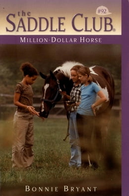 Book Million-Dollar Horse by Bonnie Bryant