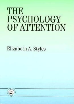 Book The Psychology of Attention by Styles, Elizabeth A.