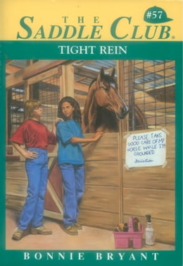 Book Tight Rein by Bonnie Bryant