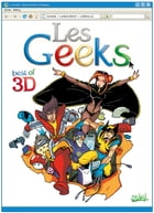 Les Geeks en 3D by Thomas Labourot