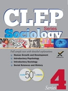 CLEP Sociology Series 2017 by Sharon A Wynne