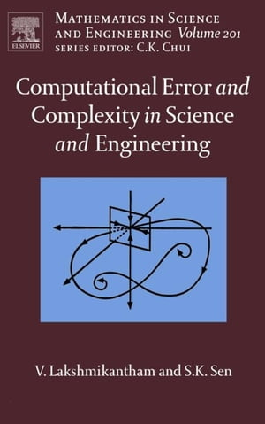 Computational Error and Complexity in Science and Engineering Computational Error and Complexity